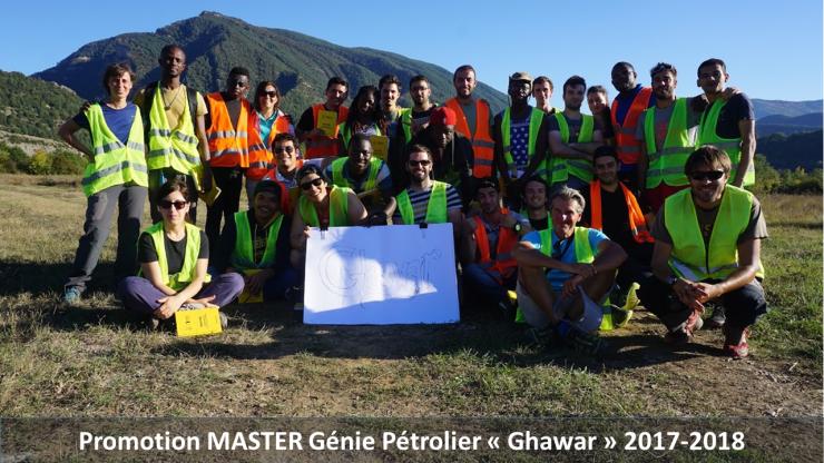 Promotion Master GP Gawar 2017-2018
